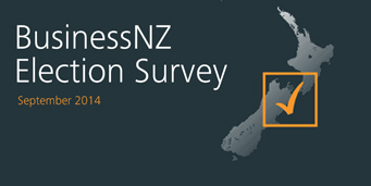 Deloitte-BusinessNZ Election Survey 2014