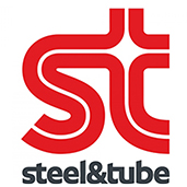 steel and tube